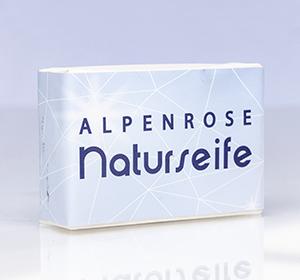 Alpenrose Naturseife